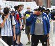 """CTP, necruțător cu Maradona: """"Cineva contemporan i-a fost net superior tactic, a fost părintele fotbalului"""" + Ce i-ar fi spus argentinianul Papei Ioan Paul al II-lea"""