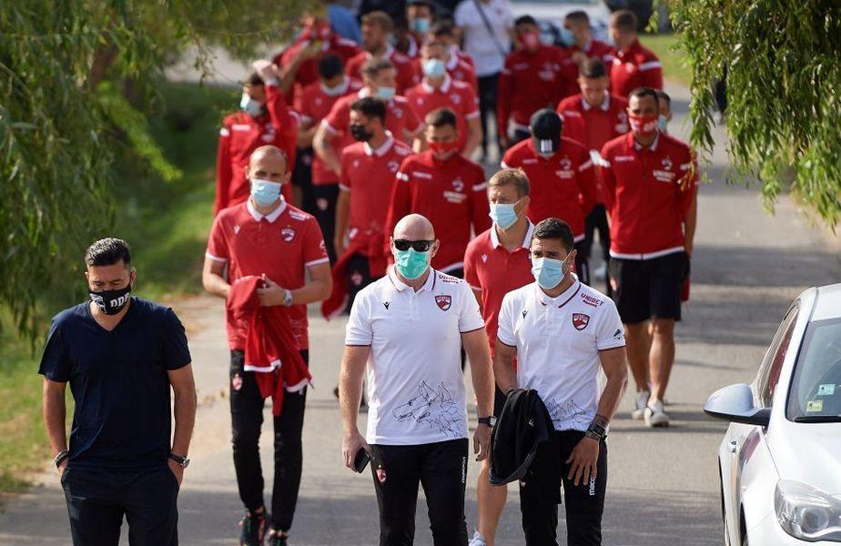 FIFPro, Asociația Mondială a Jucătorilor Profesioniști, s-a sesizat în legătură cu situația de la Dinamo.