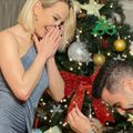 Sandra Izbașa a fost cerută în căsătorie în ziua de Crăciun. Sursă foto: Instagram