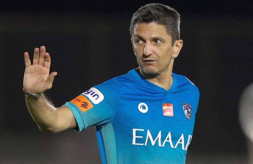 Gest impresionant al jucătorilor lui Al Hilal! Răzvan Lucescu, apreciat pentru titlul primit în Ancheta GSP