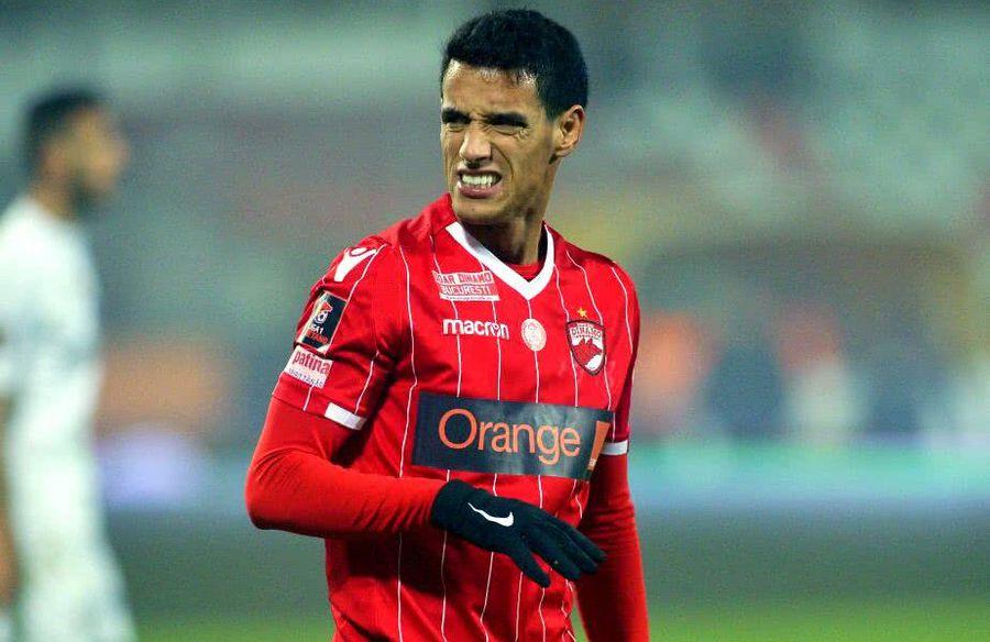 Diogo Salomao a evoluat pentru Dinamo în 62 de partide și a marcat 15 goluri