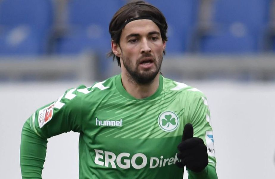 Atacantul pe care FCSB îl dorește în acest mercato este Ante Vukusic (29 de ani), de la Olimpija Ljubljana