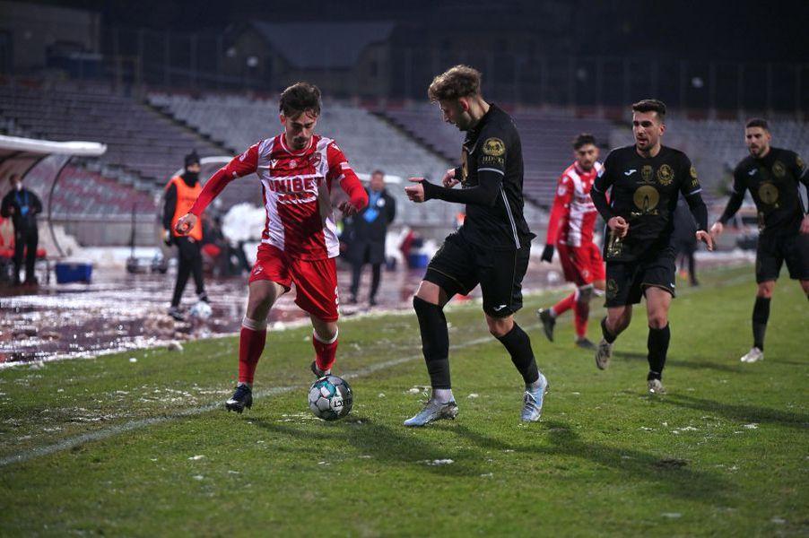 Dinamo - Gaz Metan // 27 ianuarie