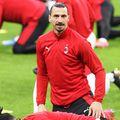 Zlatan Ibrahimovic, AC Milan, foto: Imago