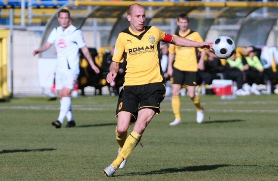 Robert Ilyeș are 5 trofee majore în România, toate cu Rapid