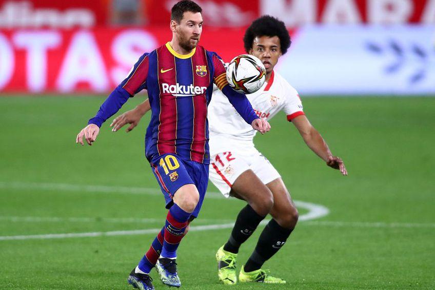 FC Sevilla - Barcelona / foto: Guliver/Getty Images