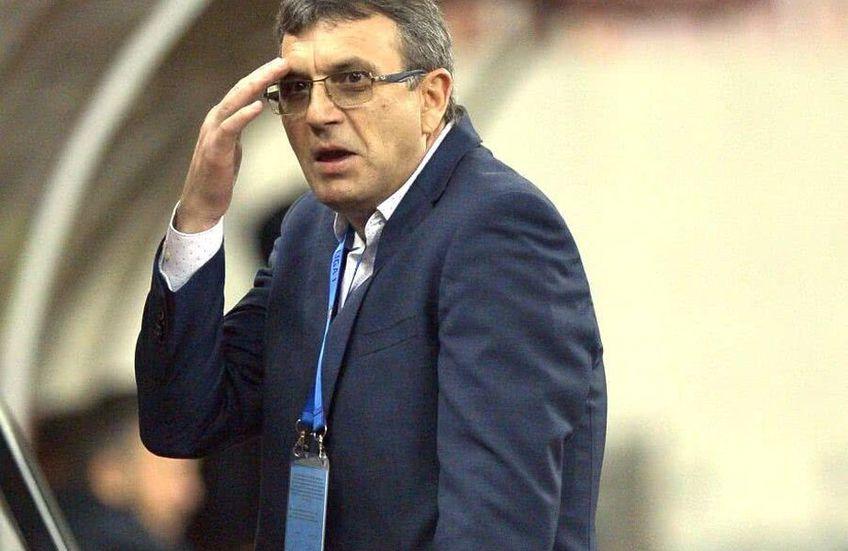 Academica Clinceni și Astra Giurgiu au remizat, scor 1-1, în runda cu numărul 25 din Liga 1. Eugen Neagoe (53 de ani) a fost extrem de nemulțumit de arbitraj și de atitudinea lui Horațiu Feșnic (31 de ani).