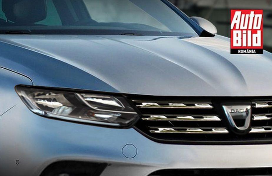 Noua Dacia Sandero e aproape gata, iar apariția noului model este programată pentru 2021.
