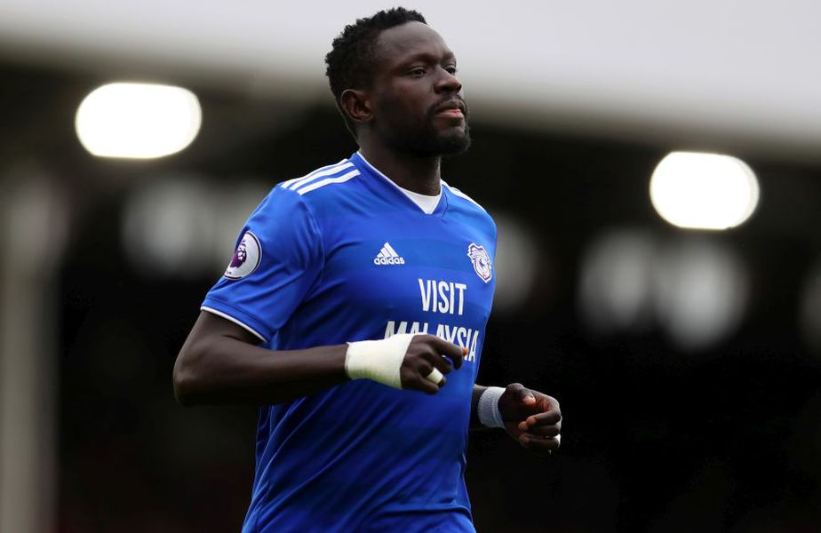 Oumar Niasse a fost împrumutat la Cardiff City în 2019 / sursă foto: Guliver/gettyimages