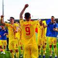 Naționala de Tineret a României a ajuns în semifinalele CE U21 din 2019