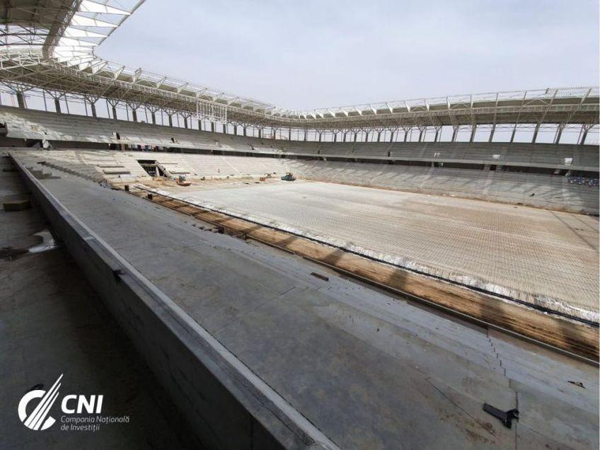 Stadionul Steaua // Sursa: CNI
