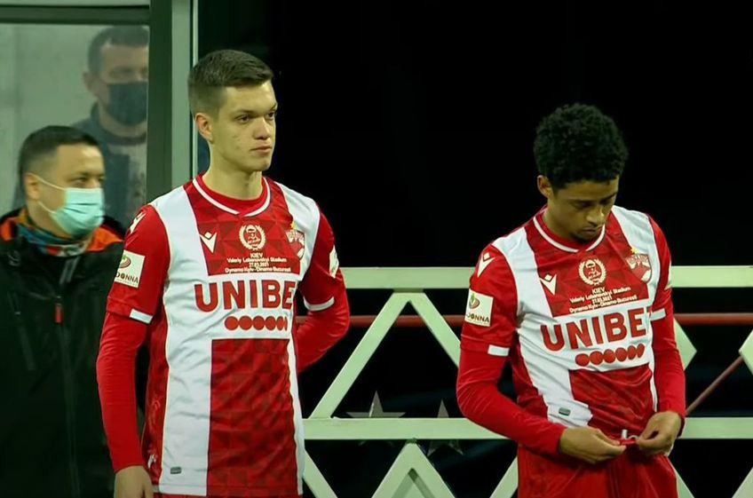 """Dinamo București și Dinamo Kiev se întâlnesc într-un meci amical, sâmbătă, de la 17:00, pe stadionul """"Valeriy Lobanovskyi"""" din capitala Ucrainei."""