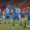 Ungaria U21 - România U21. Marius Marin, suspendat pentru meciul cu Ungaria