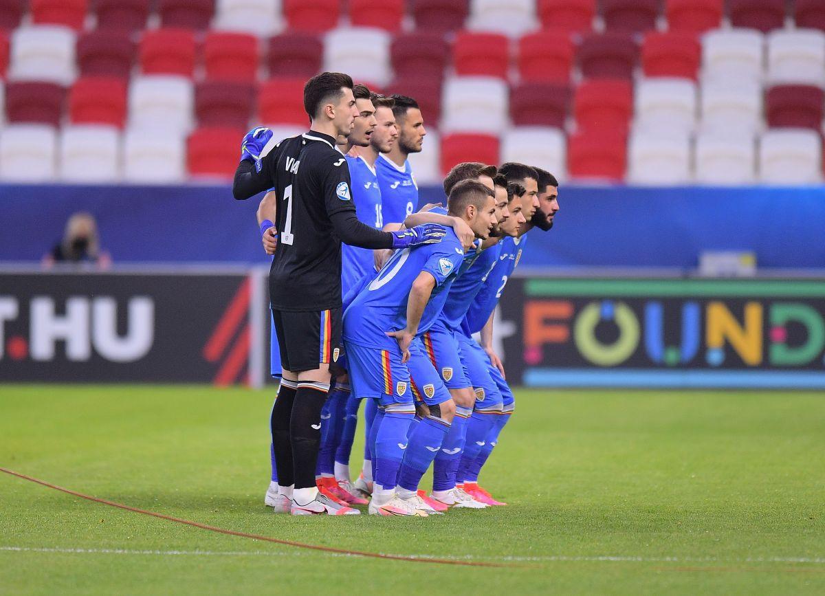 Ungaria U21 - România U21 // Euro 2021 U21