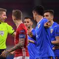 În repriza a doua a meciului Ungaria U21 - România U21 (grupele Campionatului European de tineret), elevii lui Adrian Mutu au fost dezavantajați în două momente cruciale.
