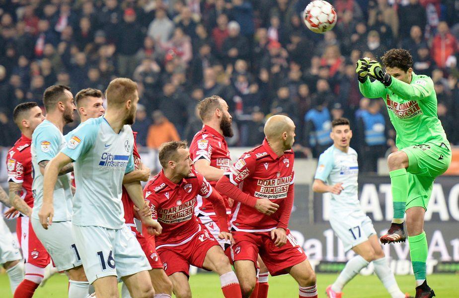 Dinamo și FCSB au șanse mici să-și joace meciurile în Antalya