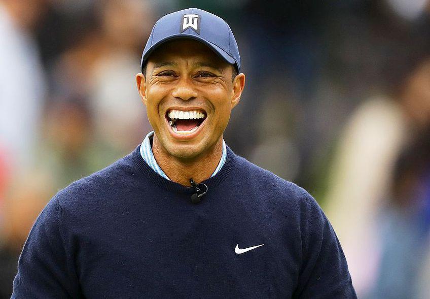 Tiger Woods este unul dintre cei mai mari sportivi din istorie