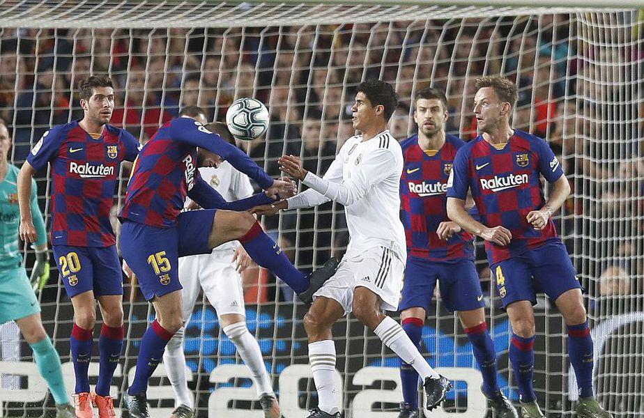 Barcelona și Real Madrid luptă pentru titlul de campioană în Spania // FOTO: Guliver/GettyImages