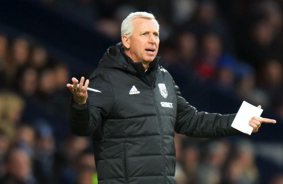 Alan Pardew. foto: Guliver/Getty Images
