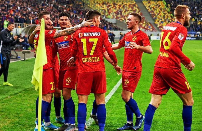 FCSB este echipa din Liga 1 care câștigă cele mai multe dintre meciurile în care deschide scorul