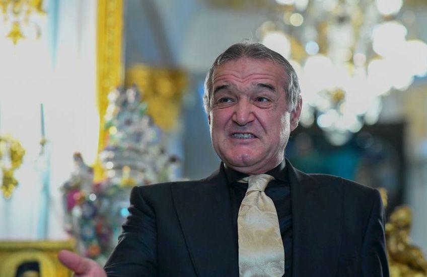 Gigi Becali, finanțatorul FCSB, a fost criticat de presa din Serbia