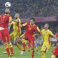 Cosmin Moți, 15 meciuri pentru România