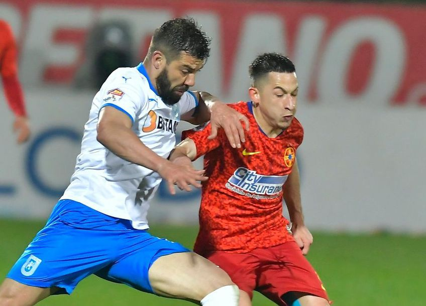 Istvan Kovacs va arbitra meciul dintre CS Universitatea Craiova - FCSB