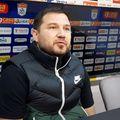 Marius Croitoru (40 de ani), antrenorul celor de la FC Botoșani, a surprins în conferința de presă care a precedat disputa cu CFR Cluj, din runda cu numărul 4 a play-off-ului.