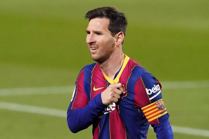 Lionel Messi ar putea pleca de la Barcelona Foto: Imago
