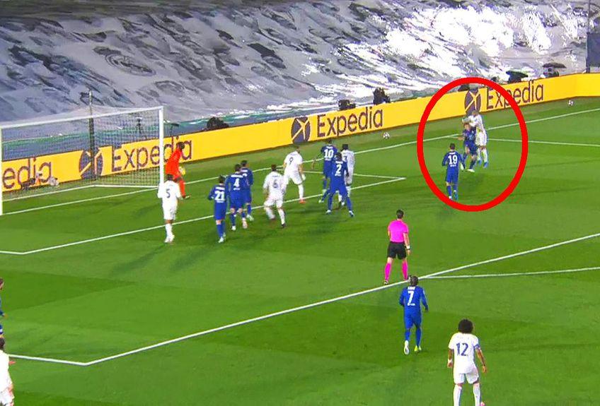 Real Madrid și Chelsea au remizat, scor 1-1, în manșa tur a semifinalei UEFA Champions League. Golul marcat de Karim Benzema (33 de ani) în minutul 29, la scorul de 0-1, a venit după un moment controversat.