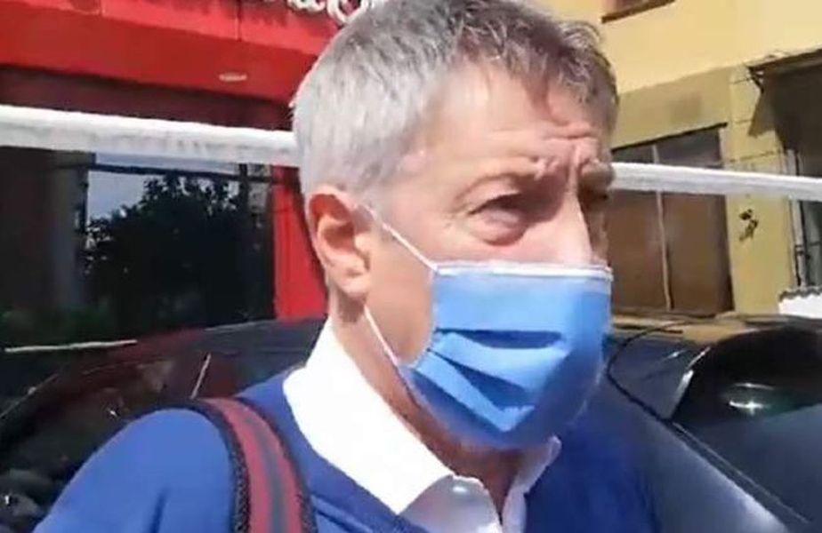 Cristiano Bergodi a ieșit din carantină // Sursă foto: Antena Sport