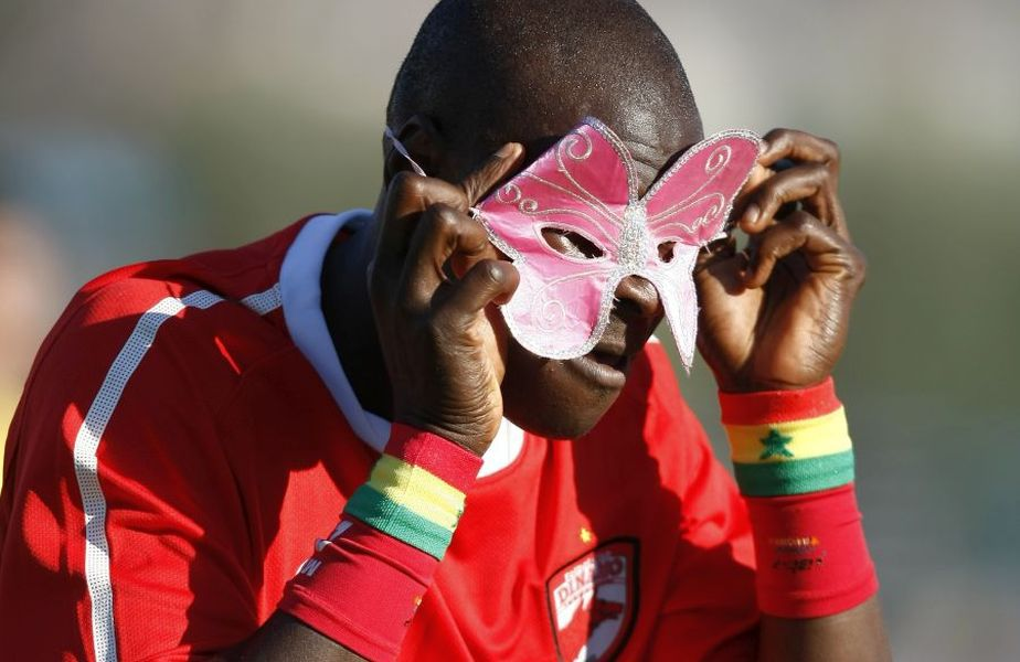 """Ousmane N'Doye face parte din echipa ideală a LPF, """"Buni, dar fără titlu"""""""