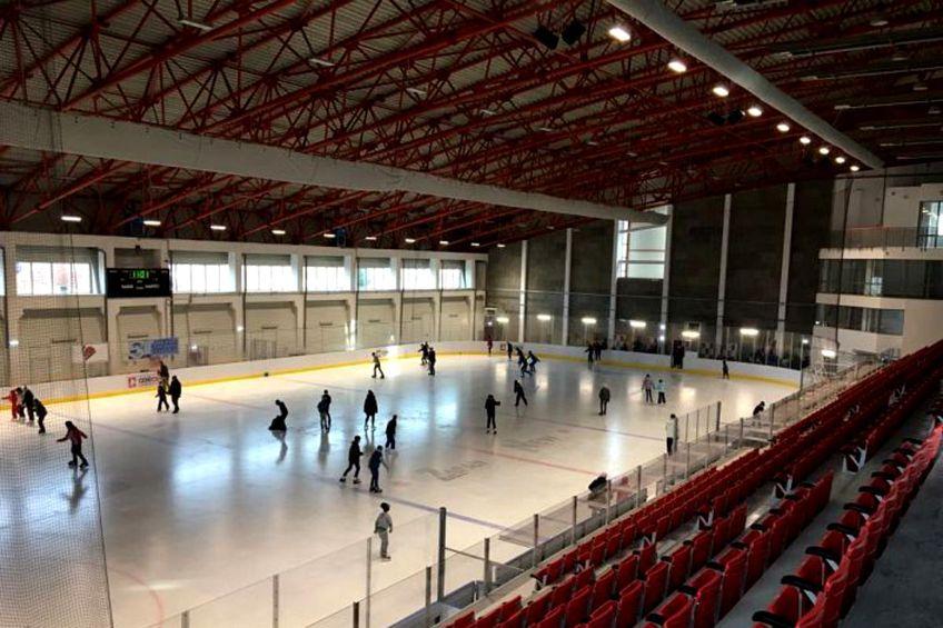 CNI a finalizat alte 3 patinoare artificiale