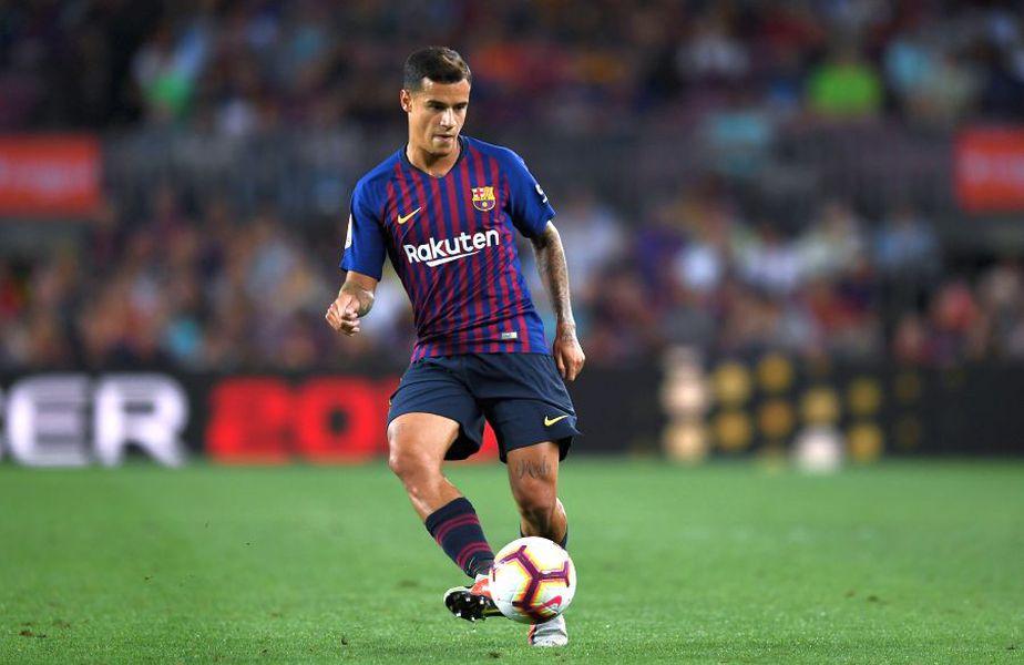 Philippe Coutinho ar putea fi oferit în schimbul lui Lautaro Martinez // sursă foto: Guliver/gettyimages