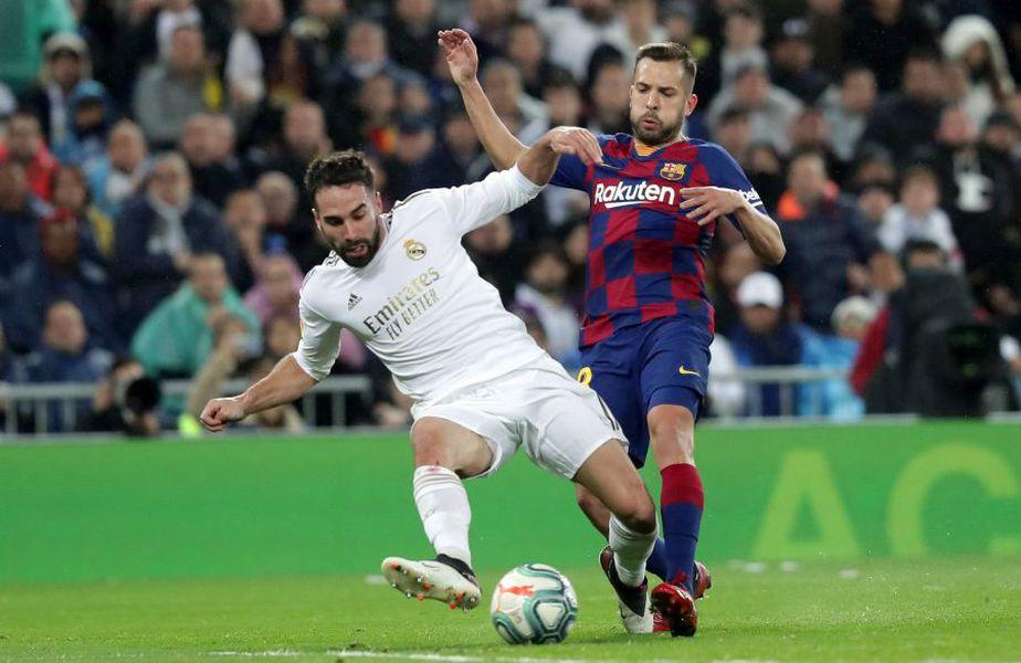 Barcelona și Real Madrid sunt primele clasate în La Liga // sursă foto: Guliver/gettyimages
