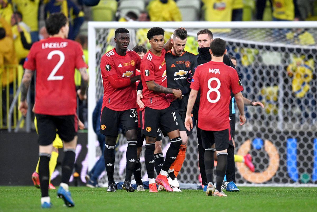 Reacție Manchester United, finala Europa League // 26.05.2021