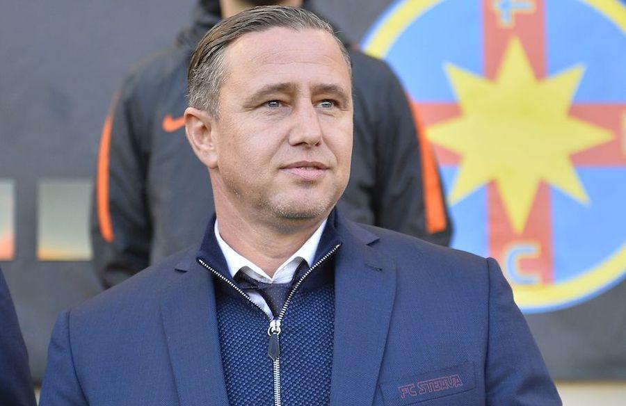 """Mirel Rădoi a găsit soluția perfectă pentru FCSB: """"El e antrenorul care poate să redreseze echipa"""""""