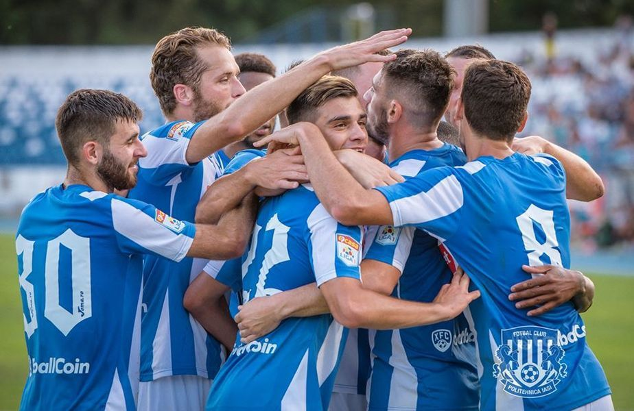 Poli Iași a învins-o pe Chindia, scor 2-0