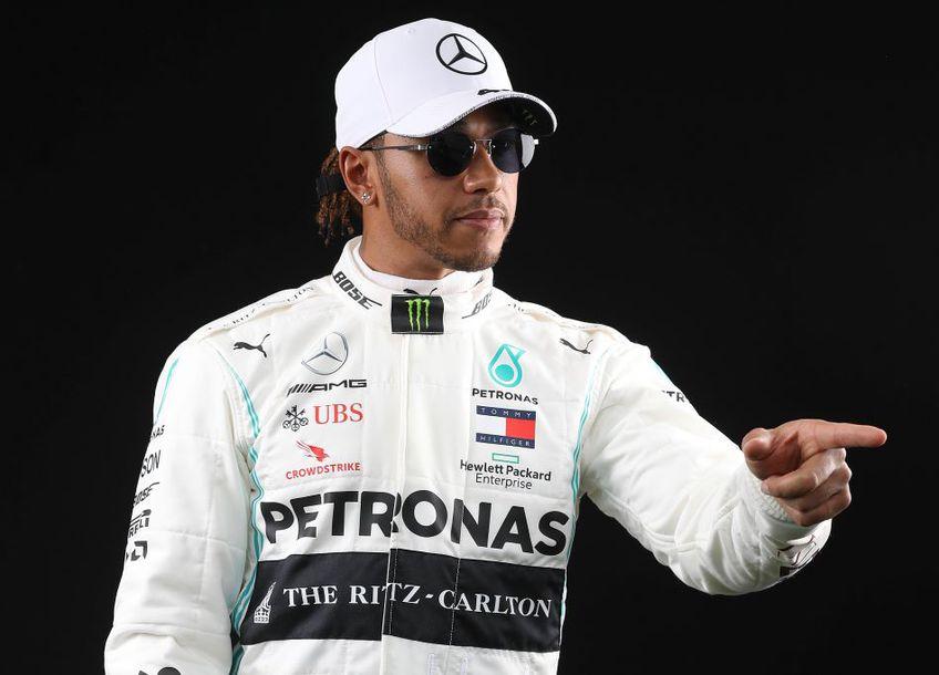 Lewis Hamilton își susține cu fermitate părerile Foto Guliver/GettyImages