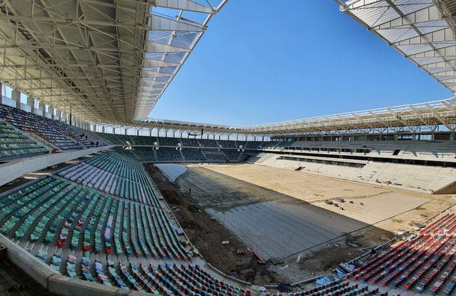 Steaua ar putea juca cu OFK Beograd la inaugurarea stadionului din Ghencea