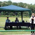 Carmencita Constantin  vorbind în fața celor prezenți la Adunarea Generală FOTO Emilia Nicolae/FRG