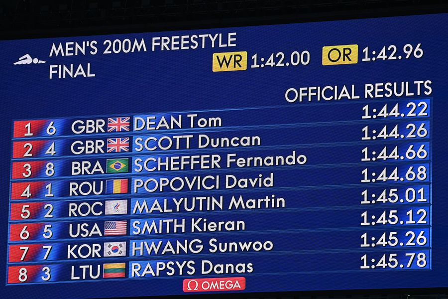 """David Popovici, primele declarații după cursa fabuloasă la Tokyo: """"Mi-am ros aseară unghiile, altfel luam medalie!"""""""