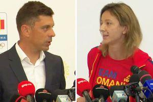"""Cum a aterizat la București, Ana Maria Popescu s-a luat de ministrul Novak, aflat chiar lângă ea: """"Unde-i cecul ăla de 5 milioane?"""""""