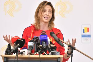 """Ana Maria Popescu a mai avut un of la revenirea în țară: """"Bine că mi-ați calculat voi câți bani câștig după Tokyo!"""""""