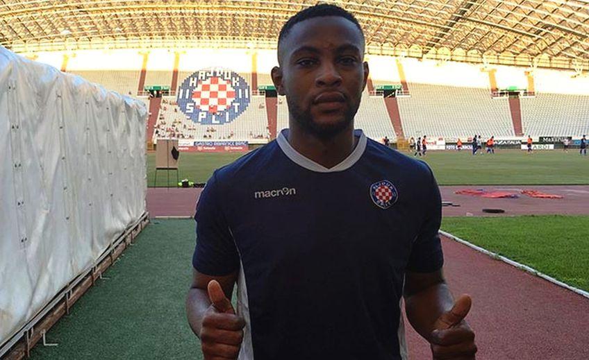 FC Argeș l-a prezentat astăzi pe atacantul Said Ahmed (28 de ani), un ghanez cu cetățenie italiană, format la academia lui Inter.