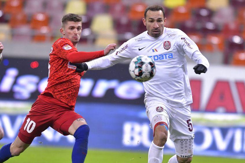 FCSB l-a transferat pe Paulo Vinicius (36 de ani), fundașul central care a evoluat în ultimiii 4 ani pentru CFR Cluj, alături de care a reușit să câștige 4 titluri.
