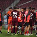 CFR Cluj a fost eliminată în turul II al preliminariilor Champions League, învinsă de Dinamo Zagreb