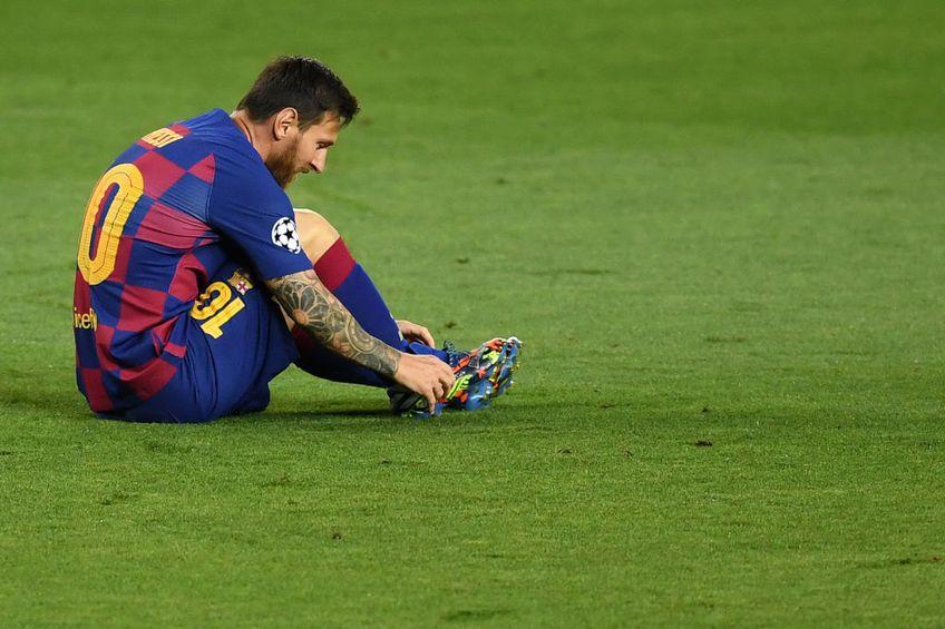 Leo Messi nu merita o astfel de ieșire din scenă de la Barcelona