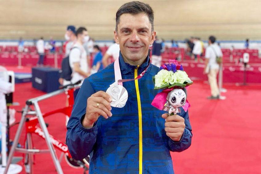 Carol-Eduard Novak, medaliat cu argint