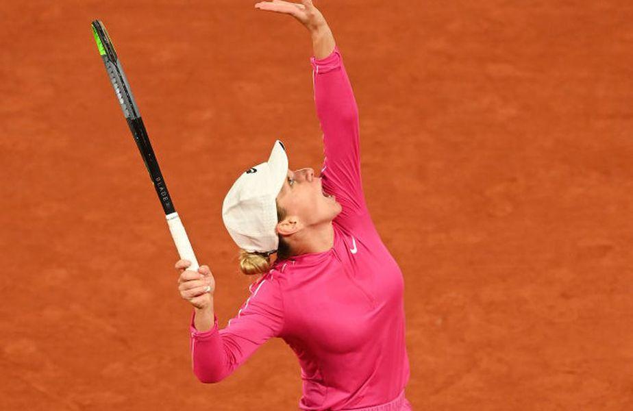 Simona Halep - Sara Sorribes Tormo, Roland Garros 2020: LIVE pe GSP.ro // Sursă foto: Getty